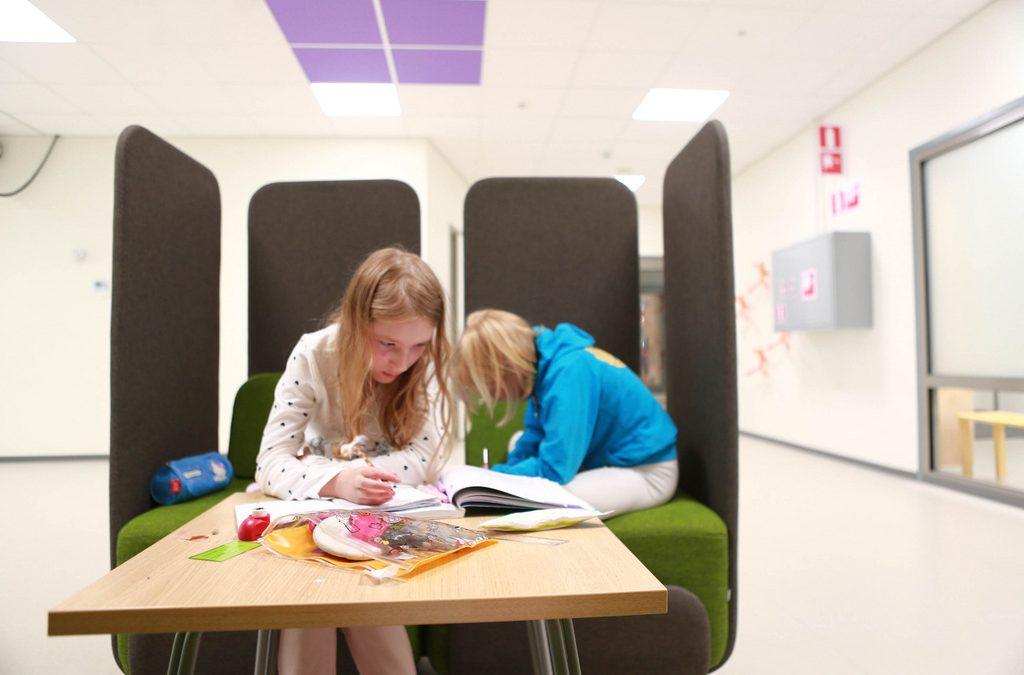 Innosta lapset lukemaan