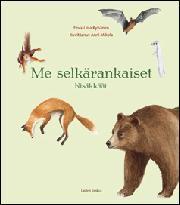 Ryhänen, Eeva-Liisa: Me selkärankaiset: nisäkkäät