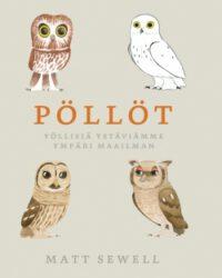 Sewell, Matt: Pöllöt: yöllisiä ystäviämme ympäri maailman
